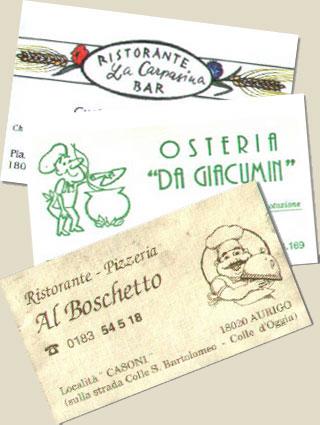 kaartjes
